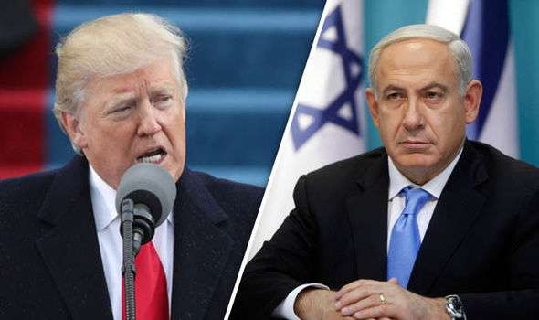 ONE HATES BLACKS,MUSLIM,HISPANICS, THE OTHER HATE PALESTINIANS AND STEALING MORE LANDS