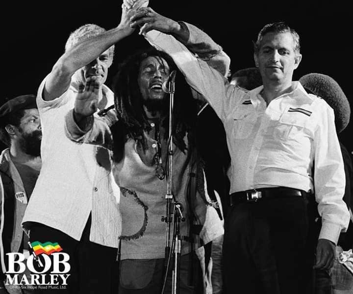 BOB MARLEY HATED TRIBALISM, WANTED UNITY FOR HIS PEOPLE.